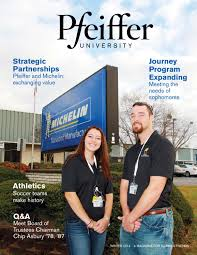 pfeiffer alumni magazine 12 14 by pfeiffer university marketing