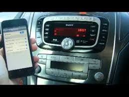 how to set up bluetooth on ford focus how to pair mobile phone via bluetooth to ford mondeo with sony