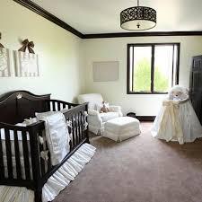 chambre bébé noir et blanc chambre fille noir et blanc chambre enfant noir et