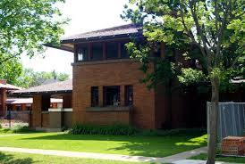 Frank Lloyd Wright Style Home Plans by George Barton House Wikipedia