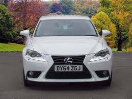lexus is300h used 2015 lexus is 300h executive edition 16 750