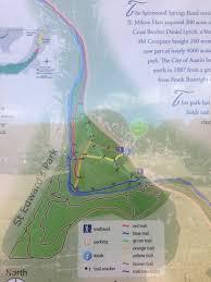 Greenbelt Austin Map by Bull Creek Sheila365