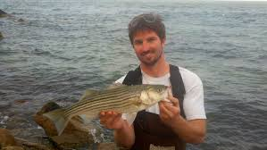 cape cod surf fishing report for june 12
