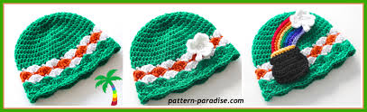 st patrick u0027s day u2013 grandmother u0027s pattern book