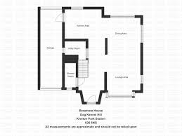 Kennel Floor Plans by 4 Bed Detached House For Sale In Dog Kennel Hill Kiveton Park