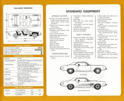 dodge challenger dimensions 1973 challenger specs colors facts history and performance