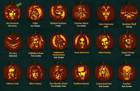100 free music rock star pumpkin carving stencils the euclid
