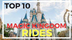 Disney World Map Magic Kingdom by Top 10 Rides At Magic Kingdom Walt Disney World 2016 Planning