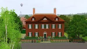 mod the sims little worsley hall circa 1706