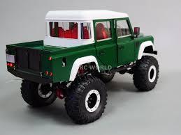jeep defender interior new 1 10 land rover defender 110 pick up rock crawler w scale
