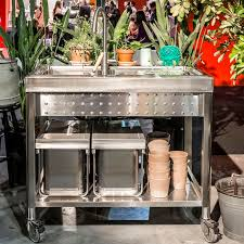 Stainless Steel Kitchen Sink Cabinet by Stainless Steel Kitchen Sink Cabinet For Gardens Unit 100