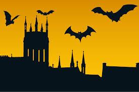 png halloween clipart halloween sunset