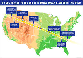 map of oregon to south carolina where will you be for the 2017 total solar eclipse