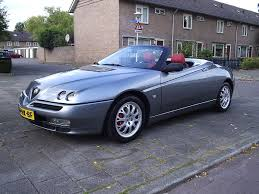 alfa romeo spider 2017 alfa romeo gtv and spider wikipedia