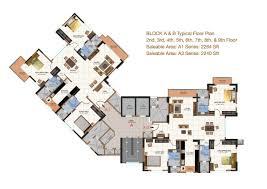 salarpuria sattva gold summit floor plans for 3 bedroom