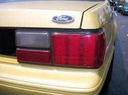93 mustang lx tail lights 87 93 lx led tail lights ford mustang forum