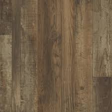 12mm laminate flooring with pad attached