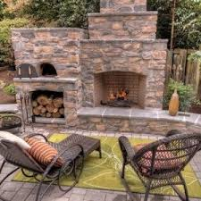 Fireplace And Patio Shop Ottawa 527 Best Backyard Fireplaces Firepits Ovens Images On Pinterest