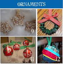 Home Made Christmas Decor 28 Homemade Christmas Ornaments To Make Tip Junkie