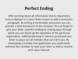 concluding a cover letter doc resume examples templates cover