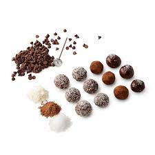 make your own chocolate truffles kit chocolate truffle recipe