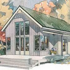 cottage design top 25 house plans coastal living