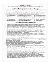 Operations Specialist Resume Sample Professional Sales Marketing Resume
