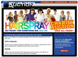 notable studio auctions hairspray u0026 the return of new line auctions