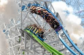 Six Flags Adress Six Flags Magic Mountain Is Going To Be Open Every Day In 2018