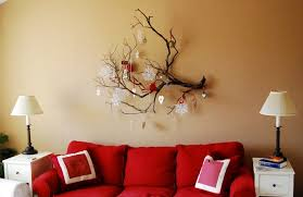 easy ways to decorate walls without frames