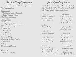wedding programs trifold free tri fold wedding program templates 100 templates for