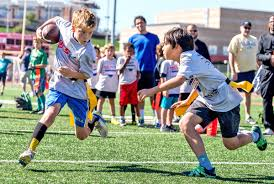 Flag Football Leagues Beach Cities Sports Youth Flag Football Combine Draws Nearly 250