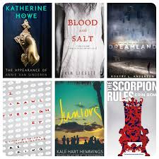 127 ya books releasing between july and september 2015