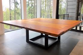 Reclaimed Dining Room Table Dining Tables Handbuilt Spaces