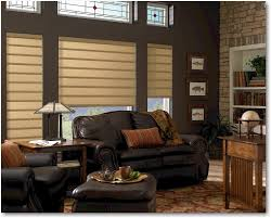 Images Of Roman Shades - hunter douglas vignette tailored modern roman shades