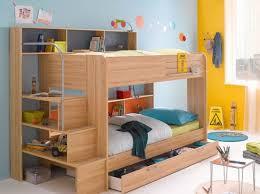 chambre garçon lit superposé lit chambre enfant pour les chambres trop petites