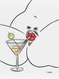 cartoon martini you can start a small revolution just by drawing a nsfw