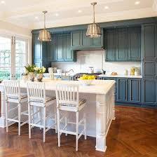 Cobalt Blue Kitchen Cabinets Blue Kitchen Cabinets Better Homes Gardens
