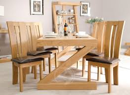 Solid Oak Dining Room Set Extending Oak Table And Chairs Homebase Dining Chairs 10 Seat