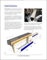 diy biesemeyer table saw fence table saw fence plans pdf judicious49gwp