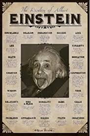 Einstein Cluttered Desk Amazon Com If A Cluttered Desk Signs A Cluttered Mind Of What