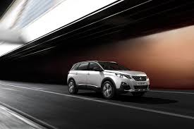 peugeot suv 2016 peugeot 5008 new car showroom 7 seat suv test drive today