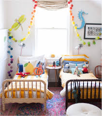 shared kids rooms home design ideas this is another small shared kids room by placing a large rug in the room
