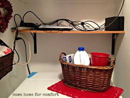 diy mounted flat screen with hidden cords u2013 come home for comfort