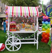 Circus Candy Buffet Ideas by 95 Best Candy Carts Images On Pinterest Candy Cart Candy Buffet
