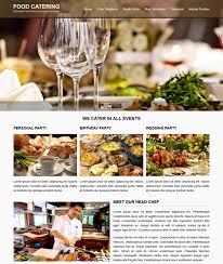 11 of the best free food u0026 restaurant joomla templates