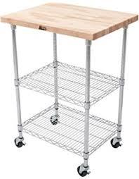Boos Kitchen Islands Sale Amazon Com John Boos Co Cucina Rosato Kitchen Cart Cucr3020