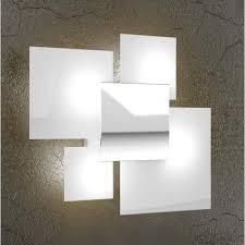 applique soffitto applique tp shadow 1088 pl45 cm 11w g9 led lada parete soffitto