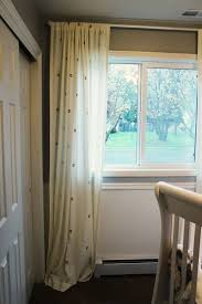 how to hang curtains bedroom how to hang curtains a basic guide white wooden chair