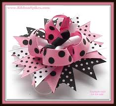 hair bows galore garretts easy make bows how to make hair bows w